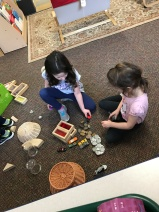 Creating and Imagining